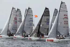 Japan Melges Week 2014